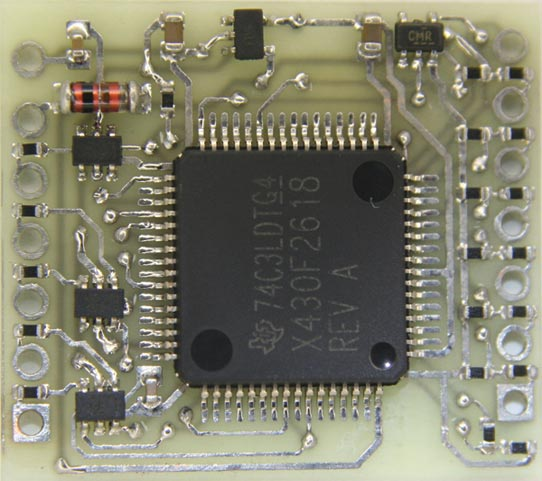 Pcb Quot Fab In A Box Quot The 8min Circuit Board System