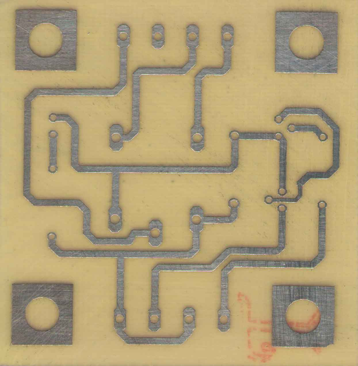 Pcb Fab In A Box The 8min Circuit Board System Easy To Use Designing Boards Is Simple For Sample Image 7